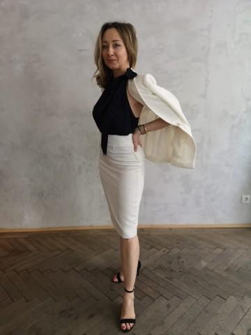 Crème de la Crème skirt