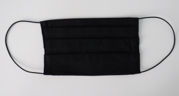 Fabric Mask Men: Black
